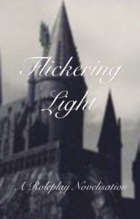 Flickering Light by TheSilentChatterBox