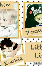 Little Life 🌹Hopekook, Taegi, Minjoon 🌹 by YoonieUWUKookie