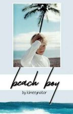 beach boy || ChanyeolxBaekyun  by Kimeeynator