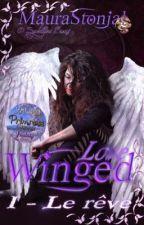 Winged love - le rêve  by MauraStonjal