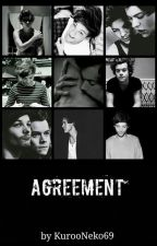 Agreement \\ Larry by KurooNeko69