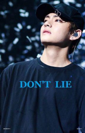YOU LIE ? by YRBB_0413