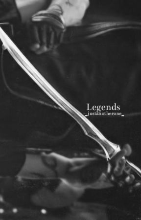 Legends • Lightwood. by _justanotherone_