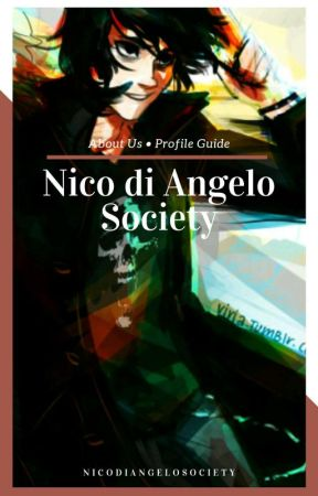 Nico di Angelo Society ∆ About Us by NicodiAngeloSociety