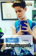 •Friend Request• M.L.M by nonstopxobsession7