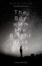 The Boy with the Bright Blue Eyes by harrysringss