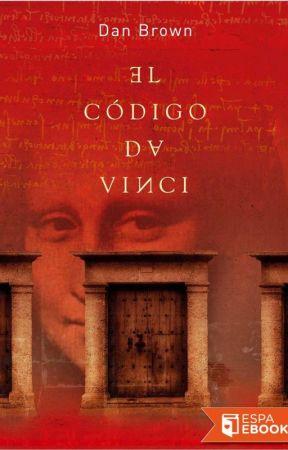 El Código Da Vinci by amantedelapizza200
