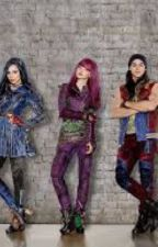 Descendants high school RP  by jayismineforever200