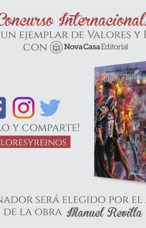 Concurso Internacional de Valores y Reinos by Manurevilla