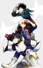 My Hero Academia x Reader Oneshots!~ by BlackBulletXIII