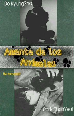 Amante de los animales | ChanSoo | Two-Shot by Annna0007
