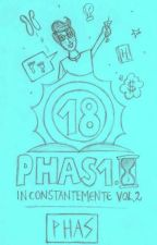 INCONSTANTEMENTE vol.2 | PHAS1.8 by peuhenric
