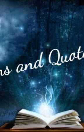 Poems and Quotes by TheDemiWitchWarrior