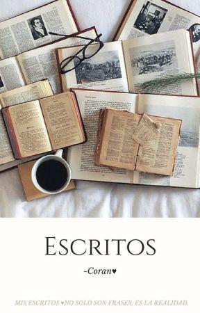 Escritos ♥ by Coran25