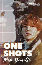 One Shots  Min Yoon Gi   Suga  by kaelollaina_