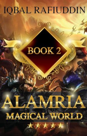 Alamria Magical World Book 2 by IqbalRafiuddin