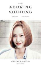 Adoring Soojung (Kaistal) by xojungkim