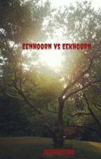 Eenhoorn vs Eekhoorn by Juuddddddd