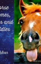 Horse Jokes, Memes and Riddles  by -WolfScar-