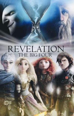 REVELATION: THE BIG FOUR by JadenSeptum