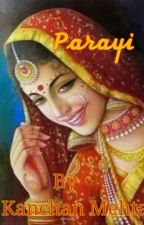 Parayi-The Outsider by KanchanMehta