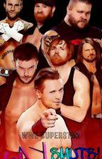 WWE Gay Smuts by wweship