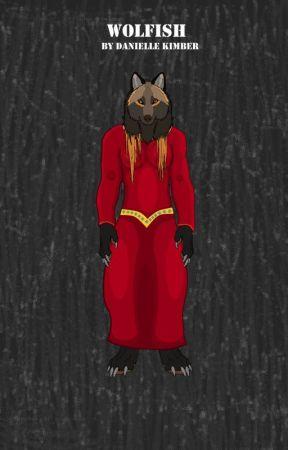 Wolfish by DanielleKimber