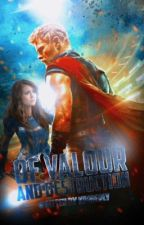 Of Valour and Destruction ° THOR ODINSON by merryspidermas
