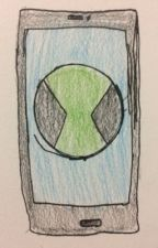 In another world with an Omnitrix and  Smartphone by humatrix-X-24