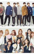 Couple (twice x stray kids) Season 1 End by indridviolet