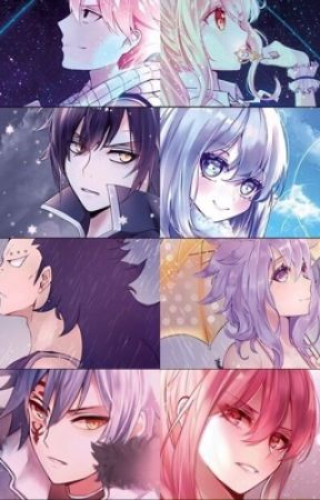 Our Love Story (Fairy Tail Top Ships) by SakuraScales