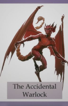 The Accidental Warlock by ChristopherBashaw