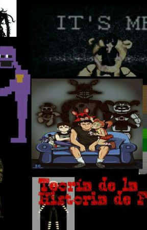 La Historia de Five nights at Freddy's (70% real