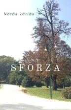 Sforza - Notas varias by GabysBD