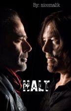 HALT- Negan/Daryl  by nicomalik