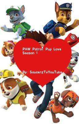 Paw Patrol Chase And Skye Love Story Cintrak48 Wattpad