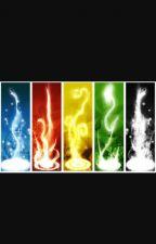 Los 5 chicos y los 5 elementos by forever_always_alone