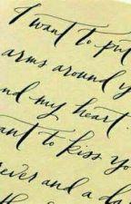 Las Letras De Una Carta by Andrea18066