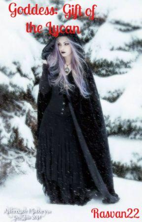 Goddess: Gift of the Lycan by Rasvan22