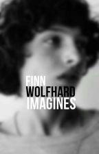 finn wolfhard imagines by soccer-mom-steve
