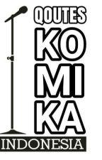 Komika (Stand Up Comedy Indonesia) by TheTwentyEight