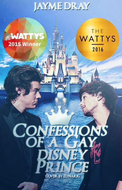 Confessions of a Gay Disney Prince ♛ l.s. by JeddieJay