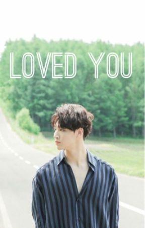 Loved you • Im Jaebum by 17_diamondlife