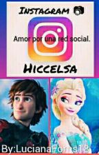 Instagram Hiccelsa 📷❤ by LucianaForns18