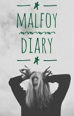 Malfoy diary  by pobertka345