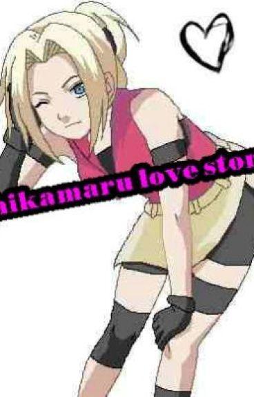 Ino's sister (shikamaru love story)
