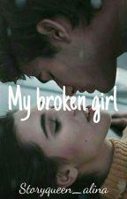My broken Girl by poesieteufel