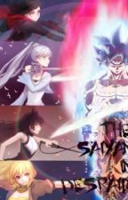 Depressed and Abused Male Saiyan Ultra Instinct Reader X RWBY by SykonSSR