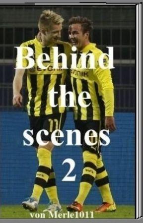 Behind the scenes Part 2 - Götzeus - by Merleno