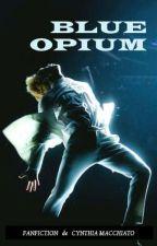 Blue opium (Yoonmin) by CynthiaMacchiato